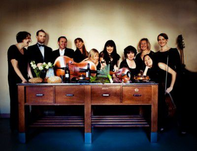 "Lurline Chamber Orchestra will perform as part of ""Music at The Gallery""."
