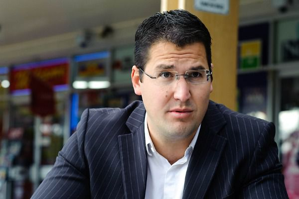 Opposition Leader Zed Seselja