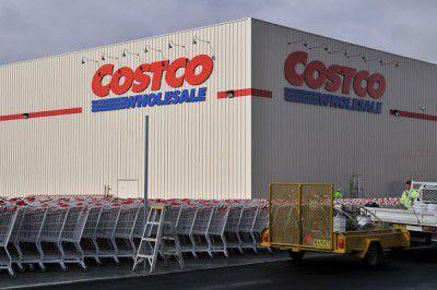 Costco is open!
