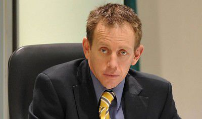 Greens Shane Rattenbury...  simply wrong when he refused to condemn the illegal action Greenpeace activists.