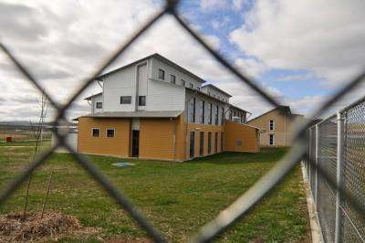 Alexander Maconochie Centre, jail, prison