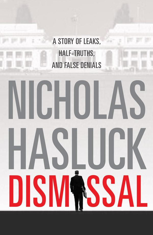 Nicholas hasluck dismissal