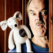 """The comic genius behind """"Monty Python"""" and """"Fawlty Towers"""", John Cleese is coming to Canberra."""