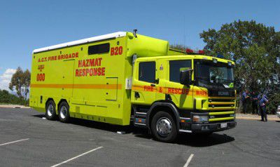 Smoke leads to evacuation in Woden