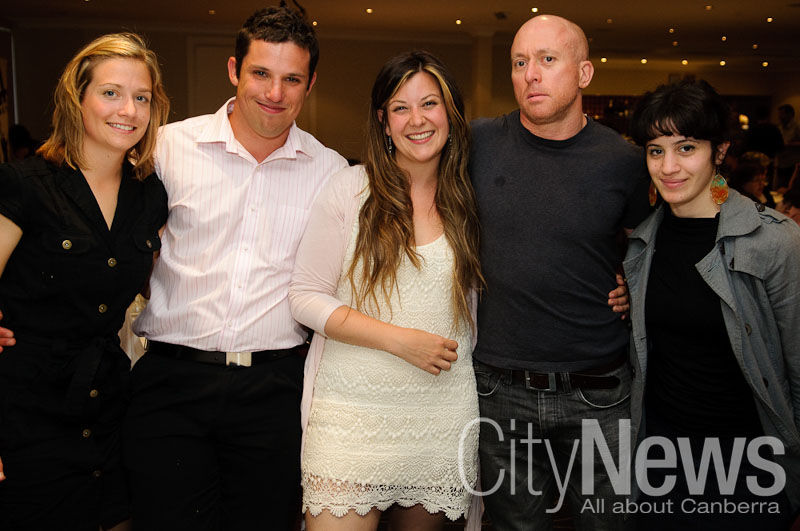 Socials: ACT Writers' Centre Christmas party   Canberra CityNews