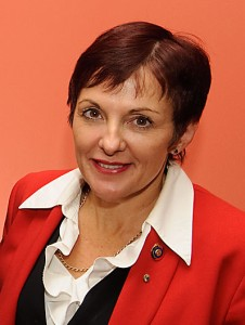 Former Chief Minister Kate Carnell
