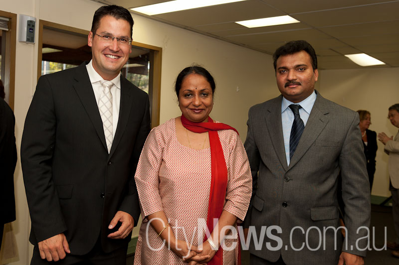 Socials: Farewell for the Indian high commissioner