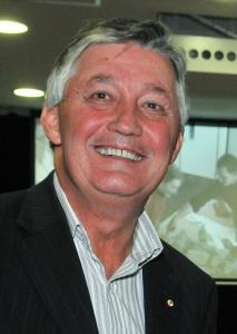 Mark Sullivan... no longer ACTEW's managing director.