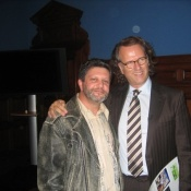 Frog and Andre Rieu