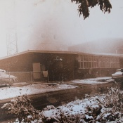 Canberra Television Canberra studios, Black Mountain, 1966.