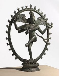 """Shiva as Nataraja, Lord of the Dance,"" NGA collection, acquired 2008"