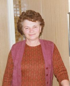 Irma Palasicis, who was murdered in her McKellar home in 1999.