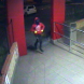 A security camera picture of the alleged robber.