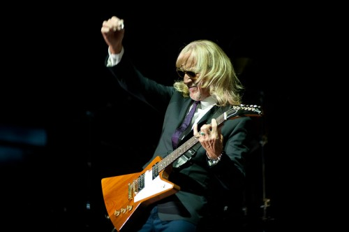 Lead guitarist Davey Johnstone
