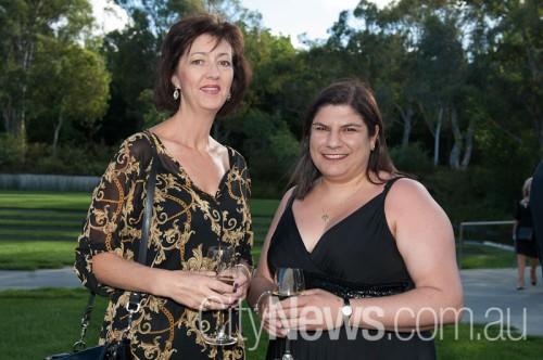 Cheryl Pollard and Diana Nasr