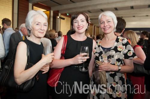Irena Zdanowicz, Caroline Vero and Sara Kelly