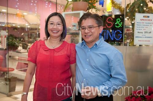 Nhan Tran and Vu Luc