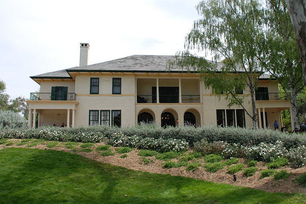 At home with julia competition to replace the lodge for New home designs canberra