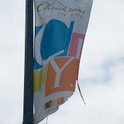 Christmas flags-0894