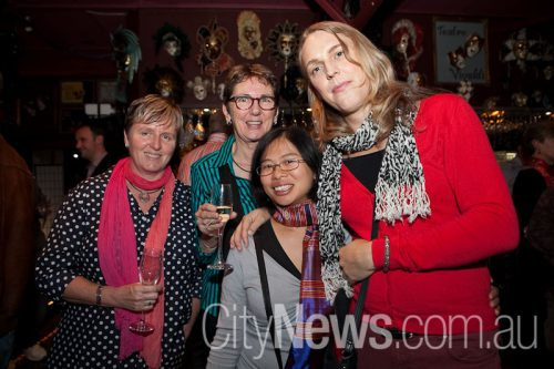 2013 Program launch Canberra Gay & Lesbian Qwire's 20th Anniversary Celebrations