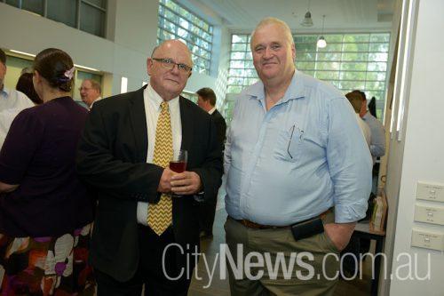 Rick Dabrowski and David Goyne
