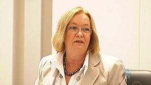 Arts Minister Joy Burch