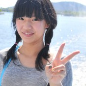 ANU student, Debbie Li.