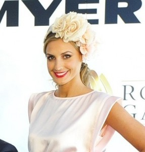 Myer ambassador Laura Dundovic