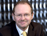 Vice-Chancellor Stephen Parker