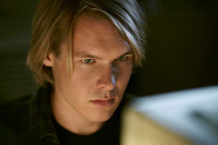 Alex Williams as Julian Assange
