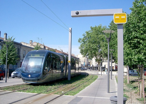 Bordeaux light rail