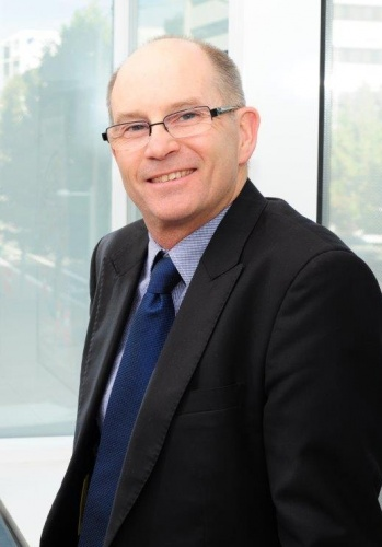 ACT chief health officer, Dr Paul Kelly.