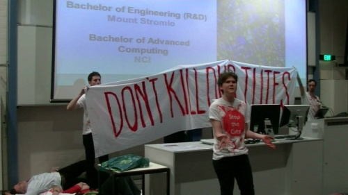 Students have defeated an attempt to cut tutorials in the ANU Arts school