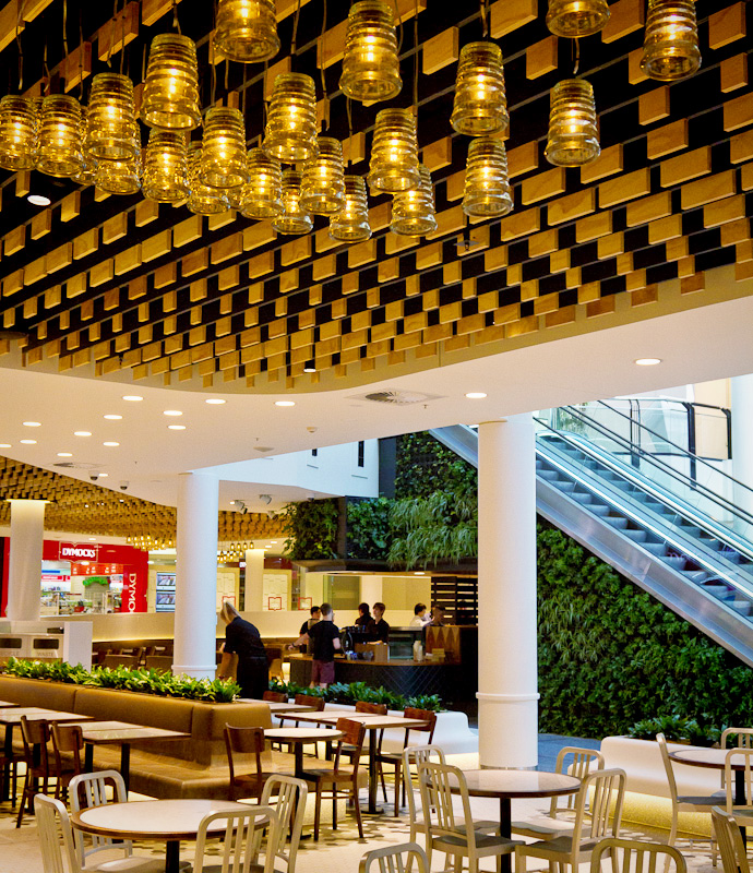 New Town Plaza Food Court In Hong Kong: Canberra Centre Unveils Revamped Food Court