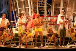 Opera Australia Chorus, Photo Lisa Tomasetti