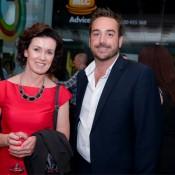 Claire Connelly and Dimitri Georgalis