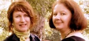 Jo Creswell and Rita Woolhouse
