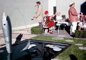 """Jacques Tati's """"Mon Oncle""""...  the closing film decided by online voting."""