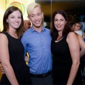 Michelle Green, Nicholas Behrens and Irene Lopez