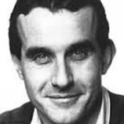 The late playwright Nick Enright