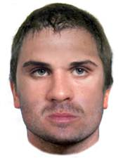 A facefit image of a man who allegedly approached a 14-year-old and performed an indecent act.