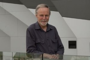 Prof Chris Parish, 2014 Canberra Citizen of the Year.