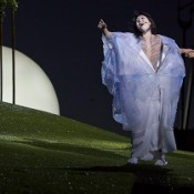 Hiromi Omura as Madama Butterfly and Georgy Vasiliev as Pinkerton. Photo James Morgan