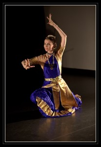 Jennifer White  solo, photo Sridhar Chander