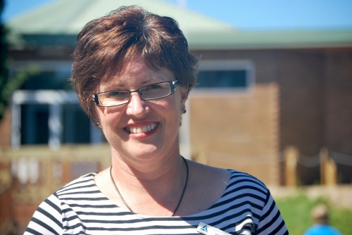 Hughes Primary School principal Kate Smith