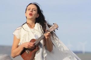 Adelaide singer Anya Anastasia, photo Ian Robertson