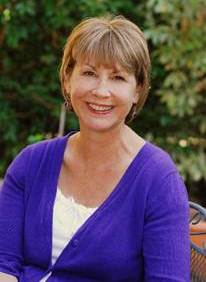 Author Rita Wagner.