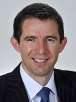 Senator for SA, Simon Birmingham.