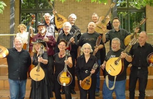 Canberra Mandolin Orchestra - Hi Res