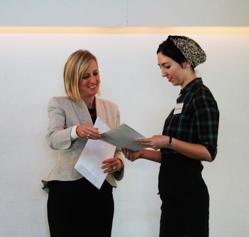 ChiefMinister_GY Winner Hannah McCann
